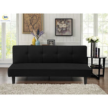 "Load image into Gallery viewer, London Full 37.6"" Convertible Sofa #1051"