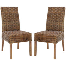 Load image into Gallery viewer, Set of 2 Willow Parsons Chair #600