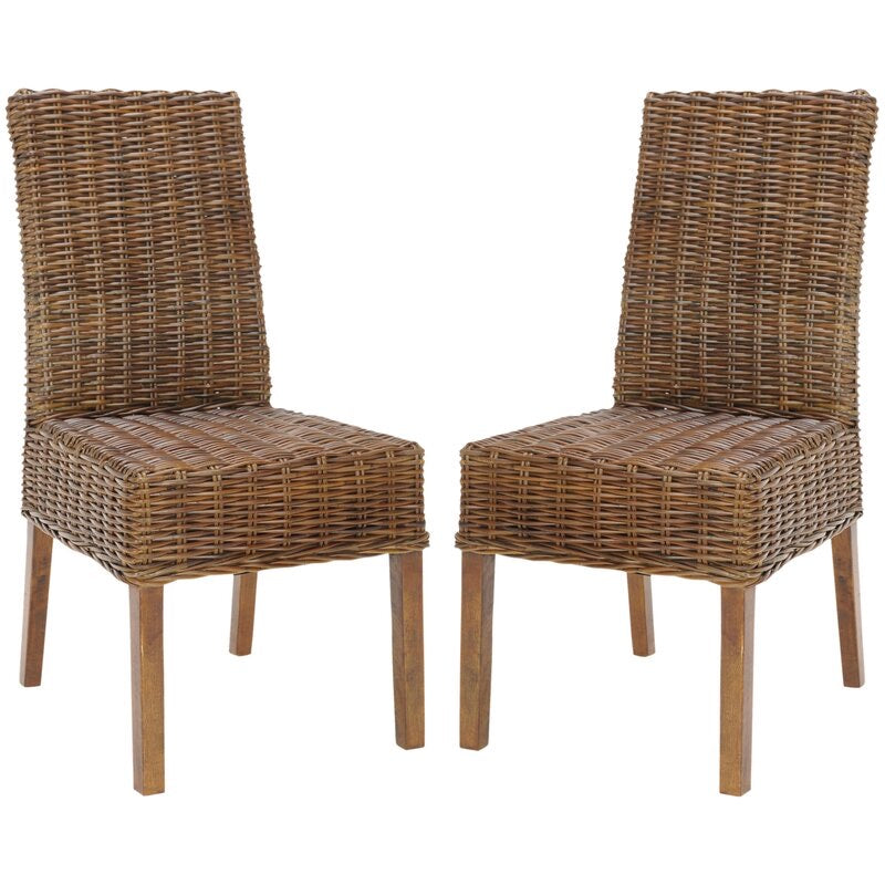 Set of 2 Willow Parsons Chair #600