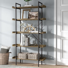 Load image into Gallery viewer, Swindell Etagere Bookcase #941