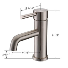 Load image into Gallery viewer, Chrome 1-handle Single Hole WaterSense Bathroom Faucet  #5272