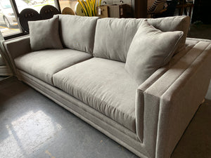 "Luca 107"" Square Arm Sofa"