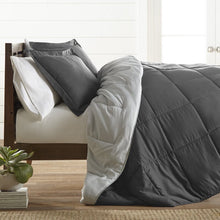 Load image into Gallery viewer, Twin/Twin XL Reversible Comforter Set #mp6274