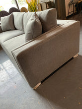 "Load image into Gallery viewer, Luca 107"" Square Arm Sofa"