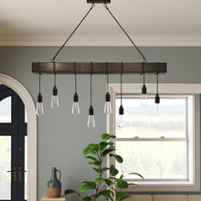 Load image into Gallery viewer, Brodie 8 - Light Kitchen Island Bulb Pendant #653