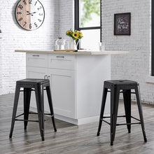 Load image into Gallery viewer, (Set of 2)Meriden Counter Stool #780