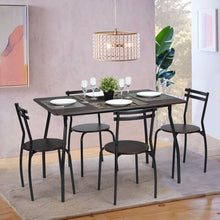 Load image into Gallery viewer, Tarleton 5 Piece Dining Set #874