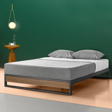 Load image into Gallery viewer, Permelia Platform Bed #919