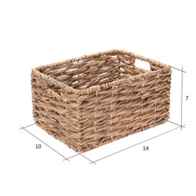 Load image into Gallery viewer, Twisted 2 Piece Wicker Basket Set #578