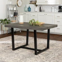 Load image into Gallery viewer, Marine Solid Wood Dining Table #605