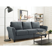 Load image into Gallery viewer, Celestia Microfiber / Microsuede Sofa #625