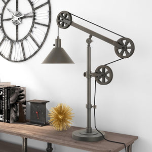 "Carlisle 35"" Desk Lamp #975"