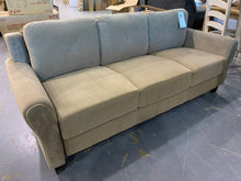 "Load image into Gallery viewer, Ibiza Microfiber 80.3"" Flared Arm Sofa"