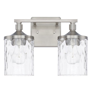 Graton 2-Light Dimmable Vanity Light #988
