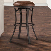 Load image into Gallery viewer, Karsten Swivel Bar Stool #986