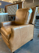 Load image into Gallery viewer, Safavieh Couture Buddy Nailhead Trim Recliner