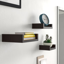 Load image into Gallery viewer, Wickes 3 Piece Floating Shelf Set #1023