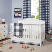 Load image into Gallery viewer, Charlie 4-in-1 Convertible Crib #918