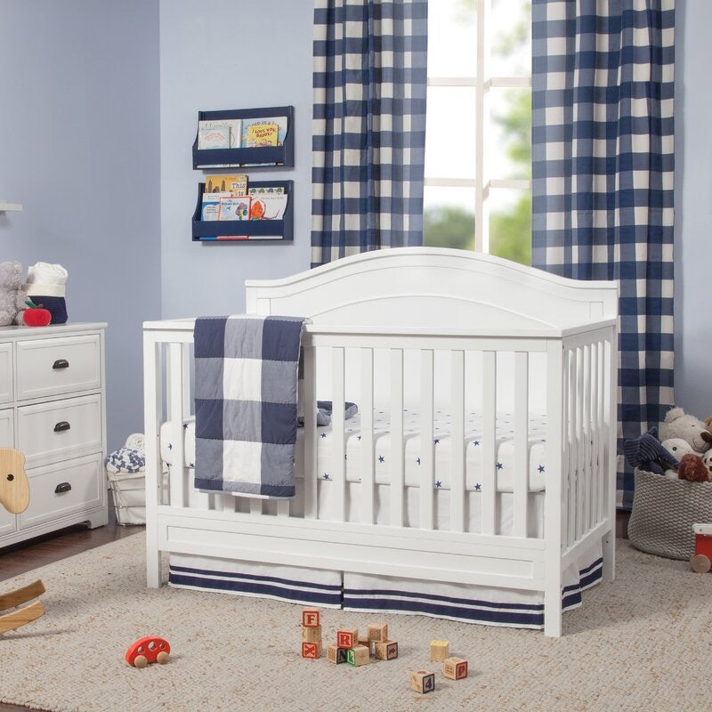 Charlie 4-in-1 Convertible Crib #918