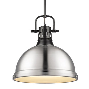 Bodalla 1 - Light Single Dome Pendant #1926