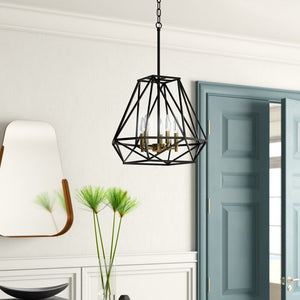 Tabit 5 - Light Chandelier #591