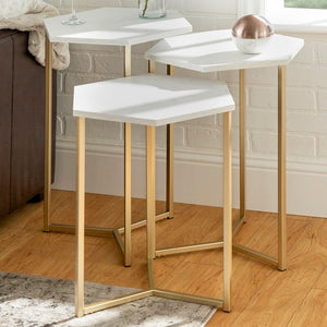Labounty 3 Piece Nesting Tables #1024