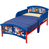 Delta Children Paw Patrol Toddler Bed   #4360