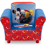 Disney Mickey Mouse Upholstered Chair  #5504