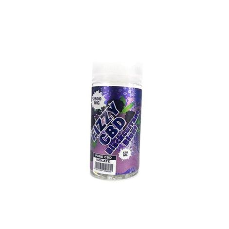 Fizzy CBD 2500mg 120ml Shortfill E-Liquid (70VG/30PG)