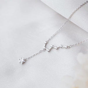 Dipper Necklace (Rose Gold/Silver)