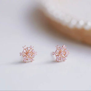 Dandelion Bloom Earrings