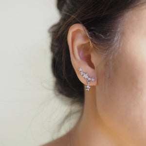 Dangling Star Ear Climber