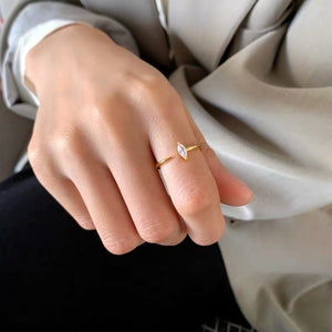 Janie Ring (Gold/Silver)