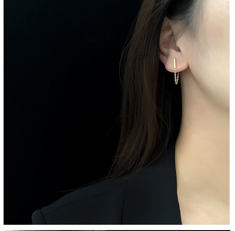 Alexia Chain Earrings