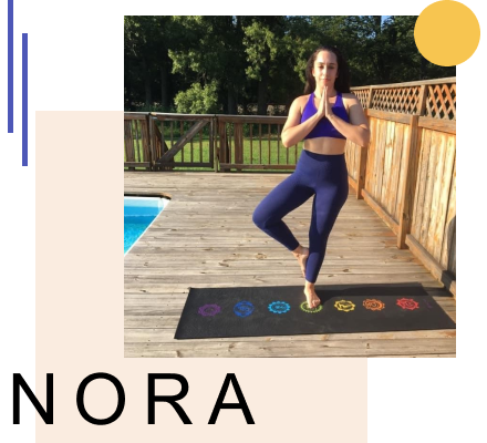 Move Mondays with Nora