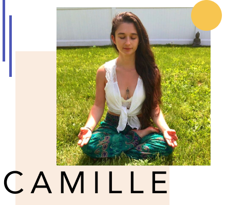 Yoga for Anxiety & Stress with Camille Alonso