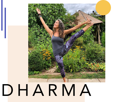 Hatha Yoga with Dharma Richards