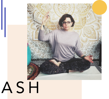October New Moon Yoga with Ash Kiefer