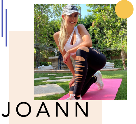 Full Body Workout with Joann Vogel