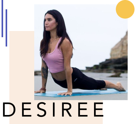 Using Yoga Therapy to Improve Your Day with Desiree Crossman