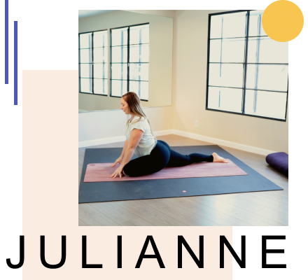 Yoga Teacher Academy: Yin Training with Julianne