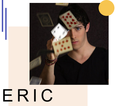 PREVIEW The Extreme Magic of Eric