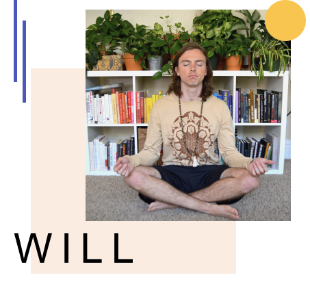 Deep Rest Through Yoga Nidra with Will