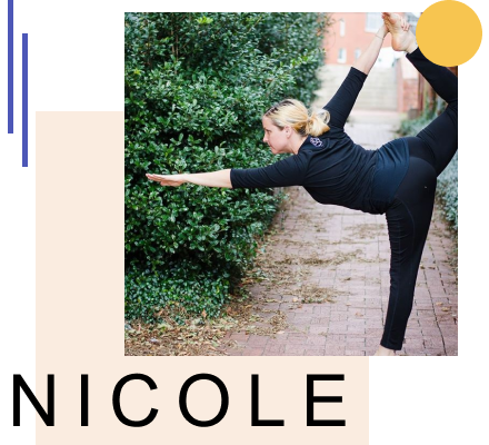Yoga For Well-Being with Nicole Bechill