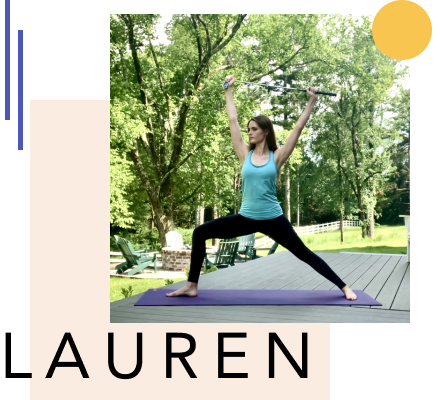 Yoga for Golfers with Lauren McMillin