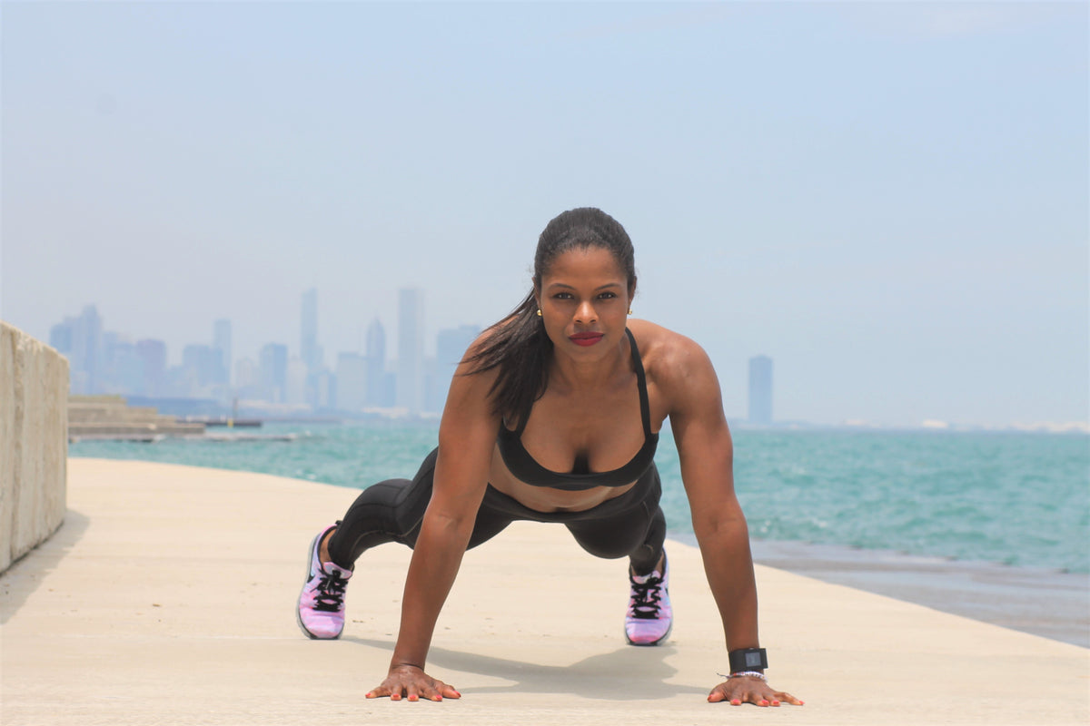 RECHARGE - Full Body Blast With Paris Hollins - Monthly