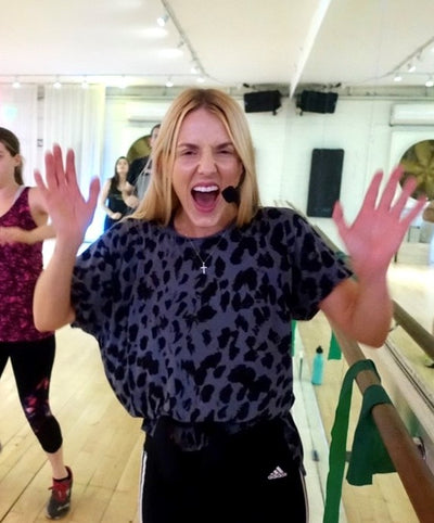 Dance Cardio (Mind & Body Workout) with Britney Gale