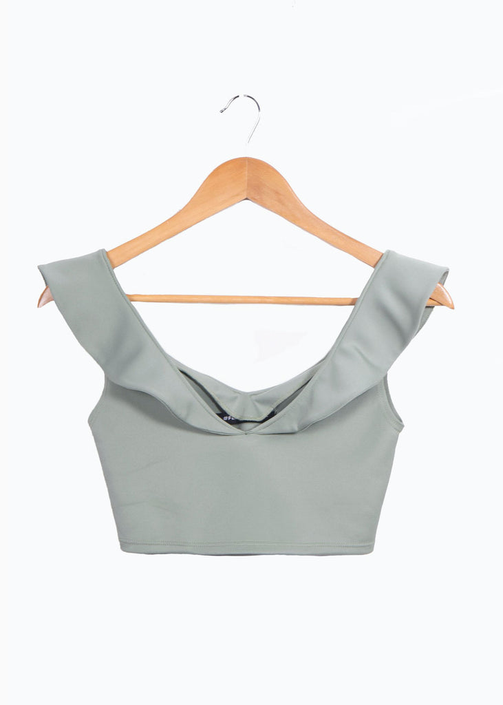 Crop top boleros - JASPE