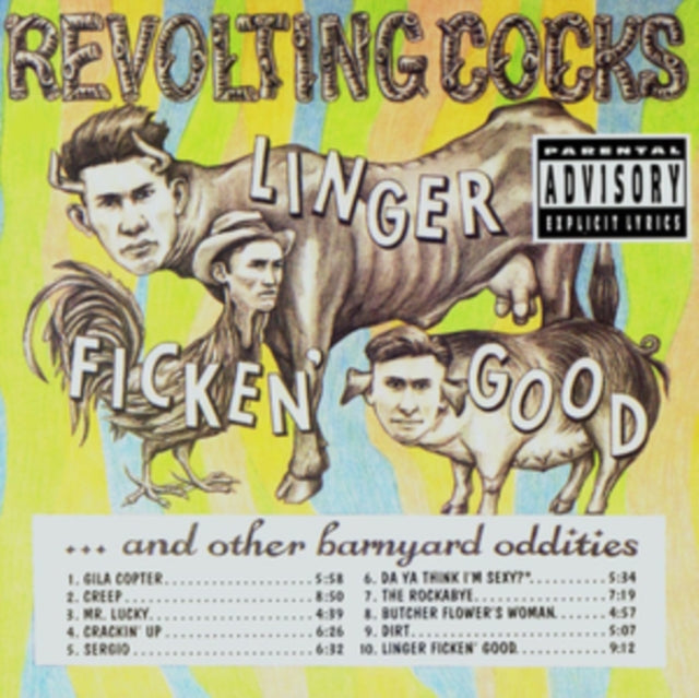 Revolting Cocks - Linger Ficken Good... And Other Barnyard Oddities