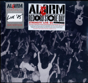 Alarm - Strength Live '85